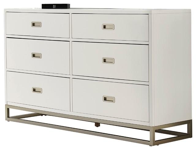 Gisele 6-Drawer Dresser.