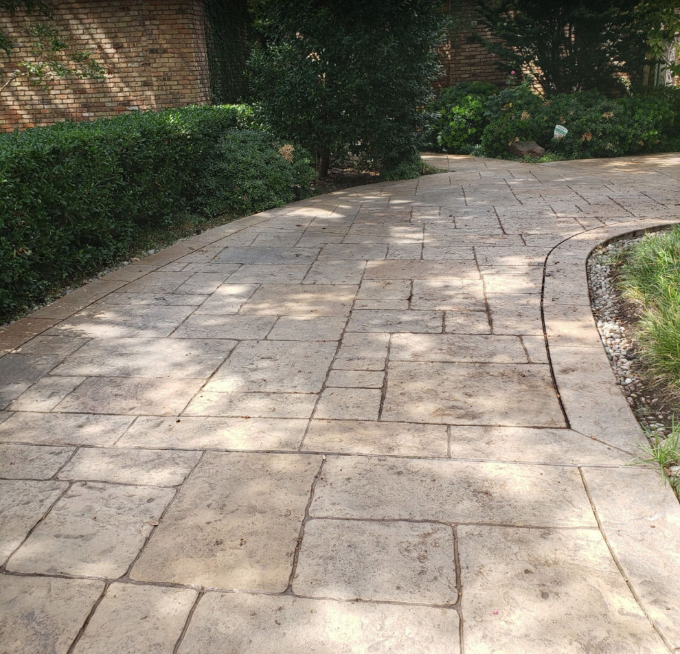 Gorgeous Driveway Install
