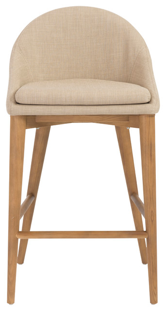 Baruch C Counter Stool Midcentury Bar Stools And Counter Stools
