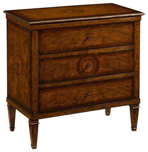 Neoclassic Inlaid Chest