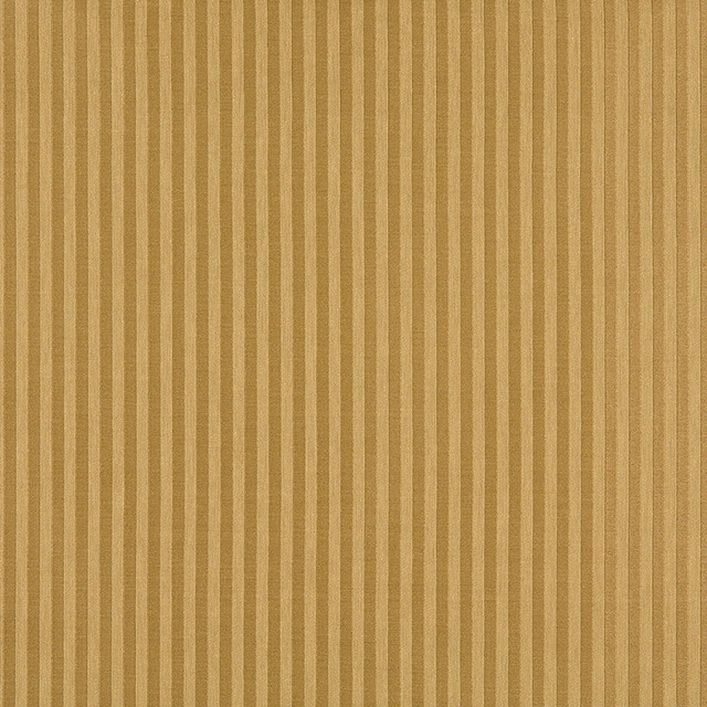 Gold Two Toned Stripe Upholstery Fabric By The Yard Contemporary