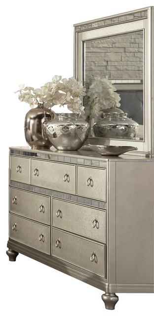 transitional bedroom furniture sets by titanic furniture inc