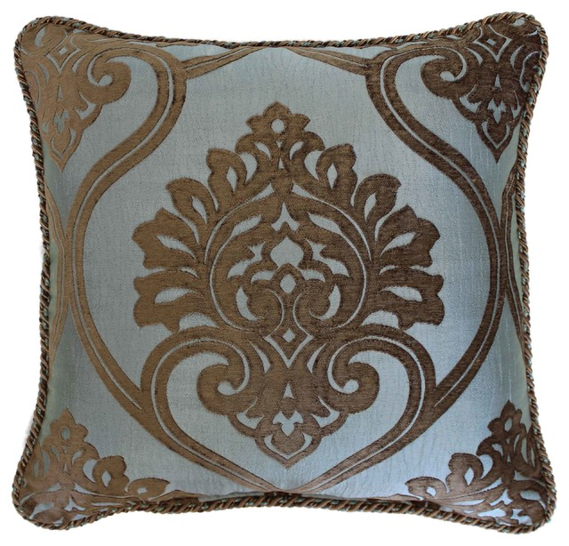 Victorian Outdoor Pillows : Pacific Coast Home Furnishings, Inc. - Austin Horn Classics Miraloma Pillow - View in Your Room ...