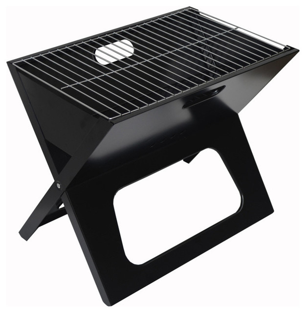 Foldable Portable Grill.