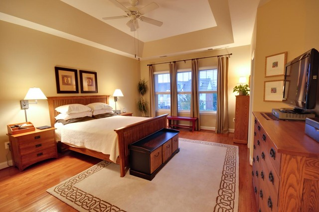 Master Bedroom Eclectic Dc Metro By Weaver Home