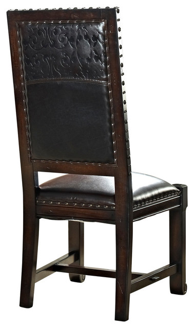 Clearwater American Furniture&x27;s Southfork Side Chair, Set Of 2.