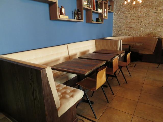 Marvelous Restaurant Banquettes Montagne