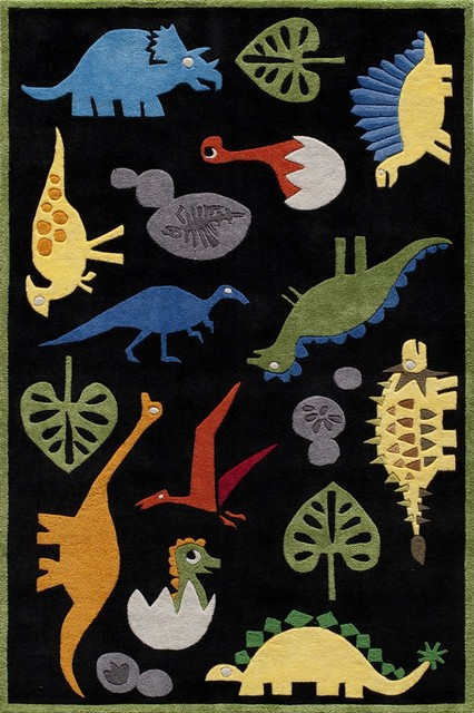 Kids Lil Mo Whimsy Area Rug Contemporary Kids Rugs