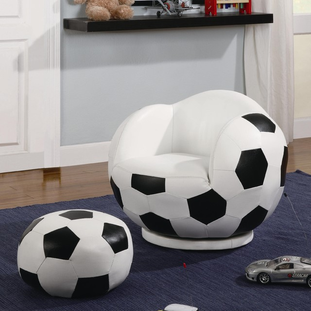 Kids Sports Chairs Small Kids Soccer Ball Chair And