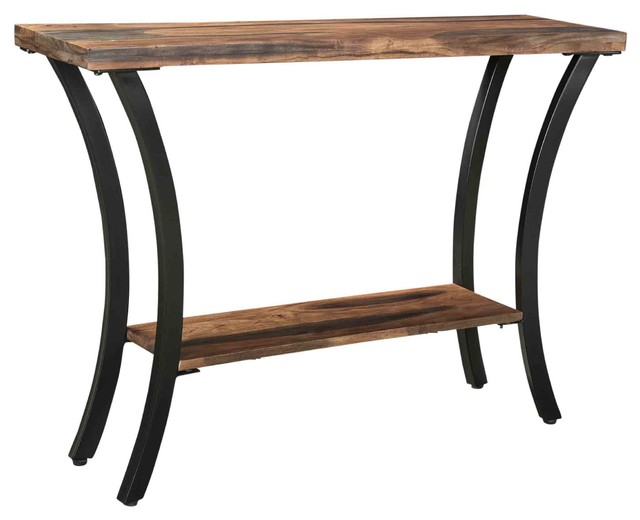 Solid Wood Console Table Rustic Console Tables By Inspire At Home