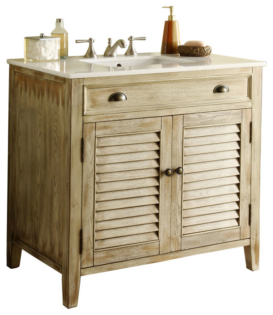 Luxury Farmhouse Bathroom Vanities And Sink Consoles by Modetti USA