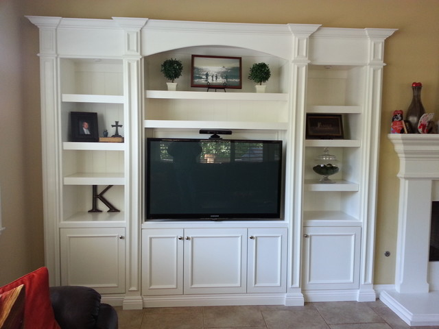 Superbe Entertainment Centers And Wall Units Traditional