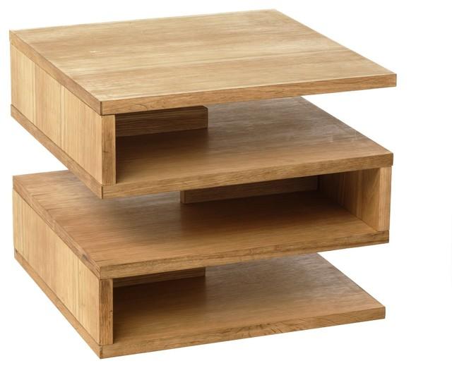 Zig bout de canap contemporain table d 39 appoint et - Table bout de canape ...