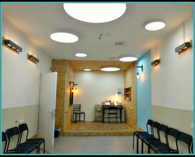 Home design - industrial home design idea in Tel Aviv