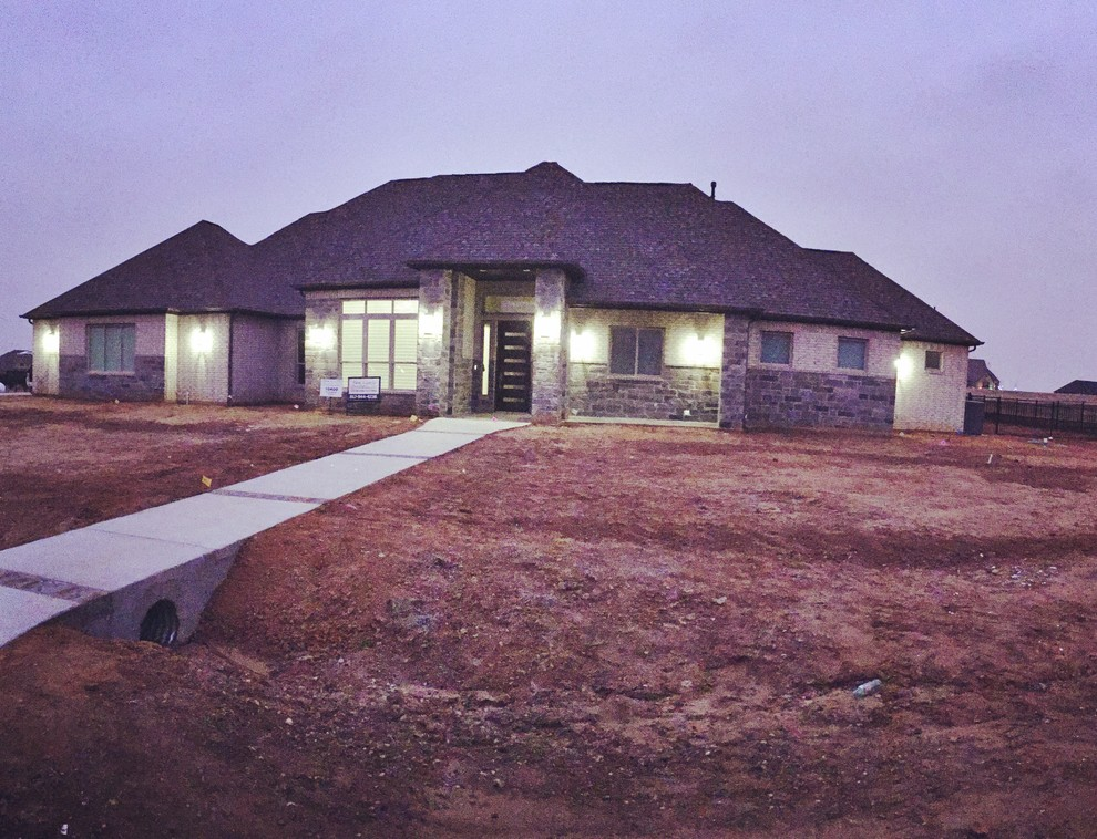 Custom Build in Mansfield Texas