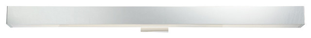 Eurofase Anello Rectangular LED Wall Sconce with Frosted Glass Lens