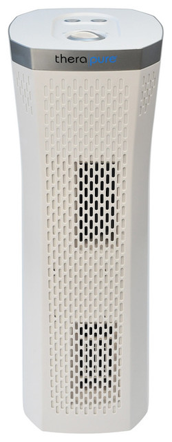 Therapure 320 UV Germicidal Air Purifier, White, Medium modern-air-purifiers