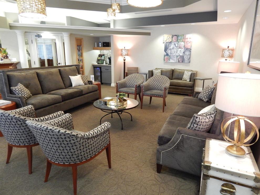Contract Interior Design