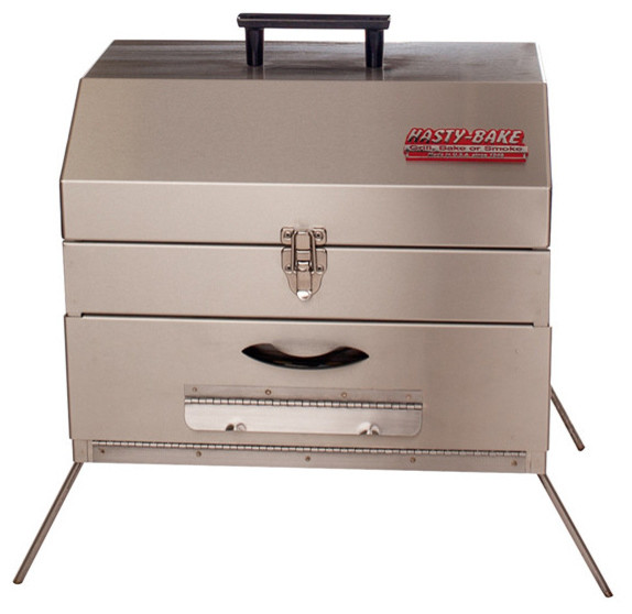 Hasty-Bake Portable 369 Charcoal Grill.