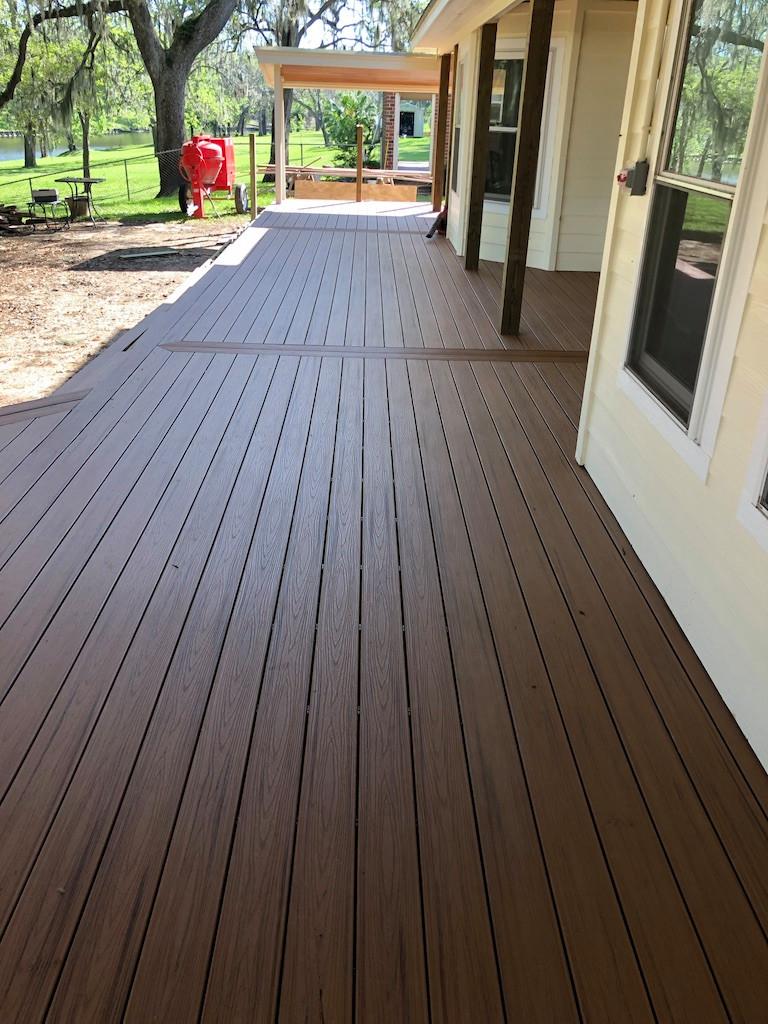 Rear Porch Addition - Video