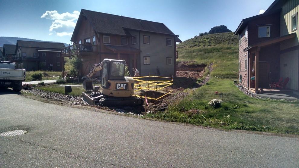 New propane location