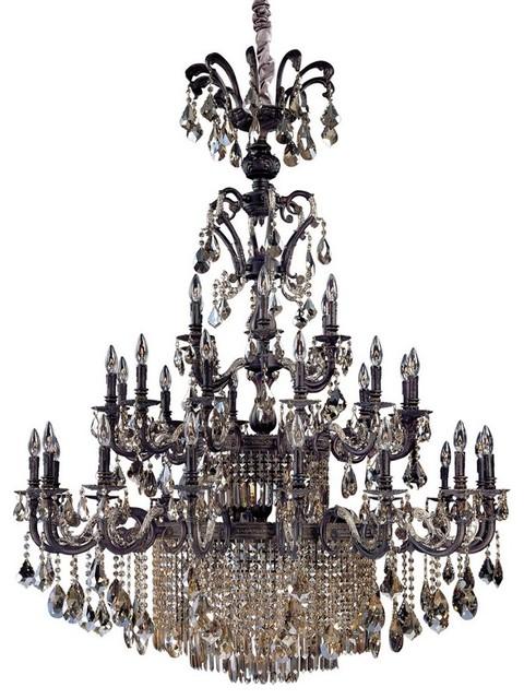 Allegri Cyrstal Avelli Extravagant 41 Light Chandelier