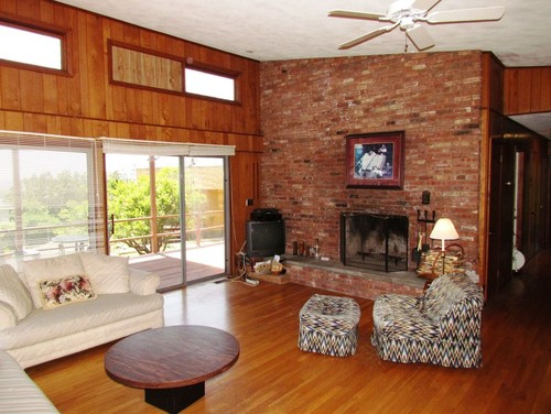 Any opinions, ideas, things to keep in mind are appreciated. Thanks. - Mid-century Modern - Replace Wood Paneling, Redo Floors... Ideas!?