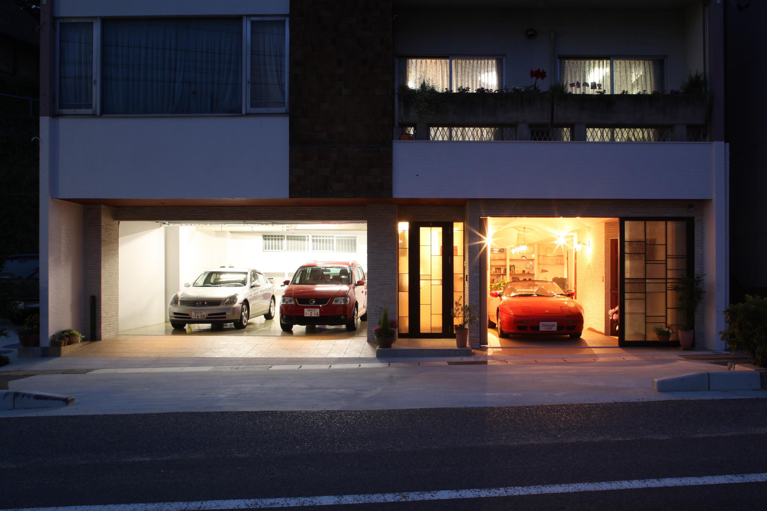 ガレージのある家 S-Garage