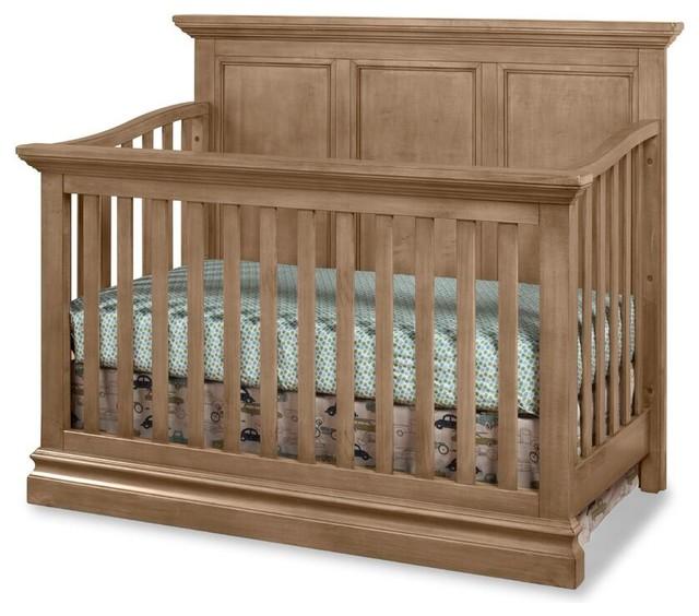Westwood Design Pine Ridge Convertible Panel Crib View