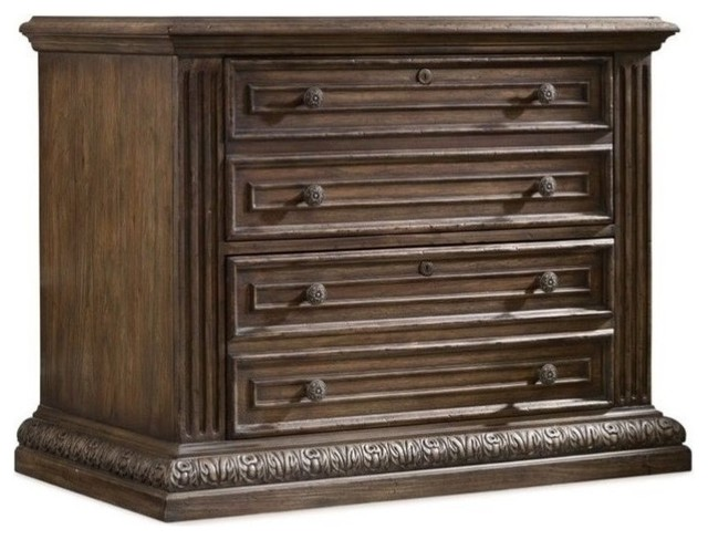 Beaumont Lane Lateral File - Traditional - Filing Cabinets ...