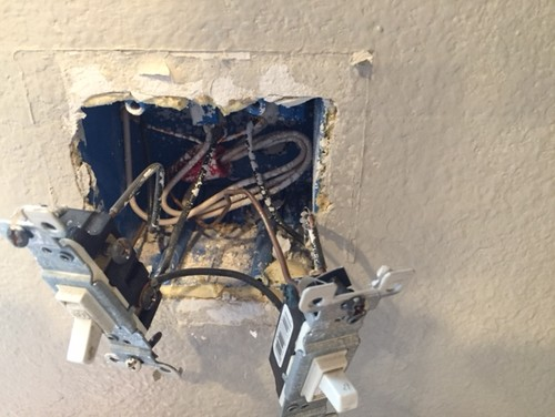 How do I tie in a new fixturecable to my existing wiring – Low Voltage Wiring New Home