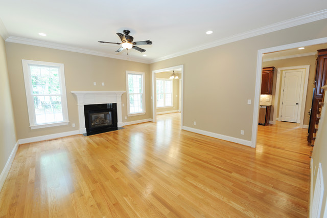 Hardwood Flooring Dealers Installers Red Oak Traditional