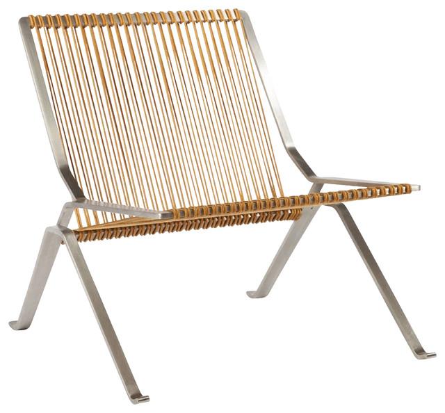 Stilnovo Alba Indoor/Outdoor Corded Lounge Chair - Contemporary ...