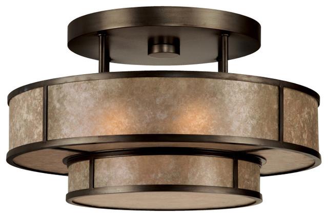 fine art lamps 600940st singapore moderne bronze semi flush mount asian flush mount asian lighting
