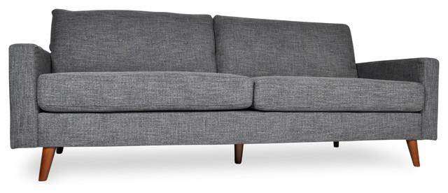 Bridgette Mid Century Modern Sofa Midcentury Sofas by Mid in