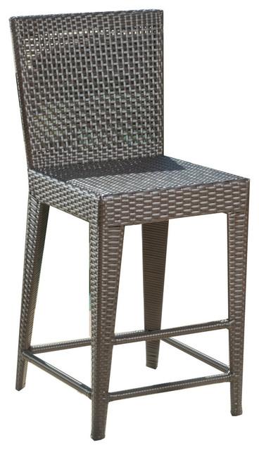 Prime Gdf Studio Arizona Outdoor Wicker Bar Stool Machost Co Dining Chair Design Ideas Machostcouk