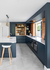 Kitchen Tour: A Characterful and Storage-packed Modern Cookspace