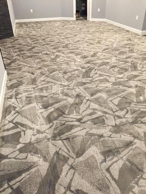 Carpet basement