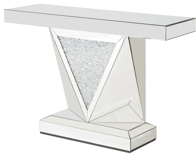 Enjoyable Aico Michael Amini Montreal Console Table Cjindustries Chair Design For Home Cjindustriesco