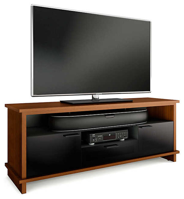 Braden Tv Stand By Bdi Transitional Entertainment Centers And Tv