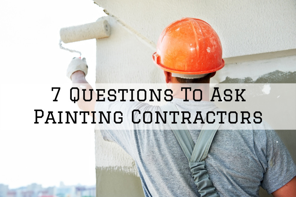 28-07-2021 Steves Quality Painting And Washing Green Lake WI questions to ask painting contractors
