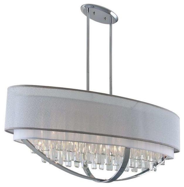 DVI Lighting DVP14102 Hemispheres Island Light modern-chandeliers  sc 1 st  Houzz & DVI Lighting DVP14102 Hemispheres Island Light - Modern ... azcodes.com