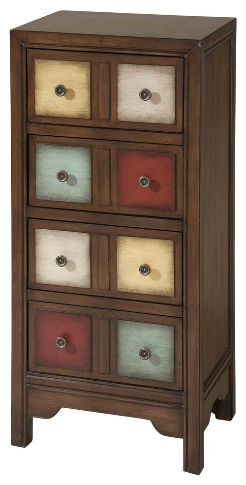Brennan 4-Drawer Cabinet