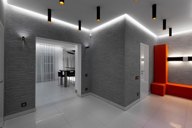 Armourcoat polished plaster modern