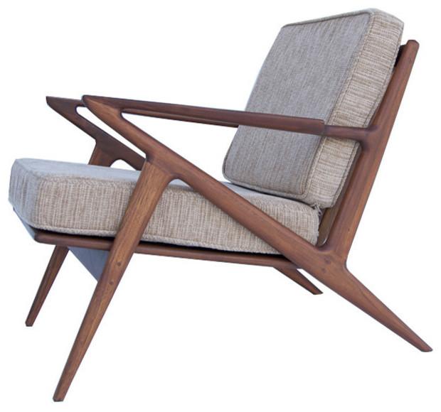 Classic Z Chair, Beige
