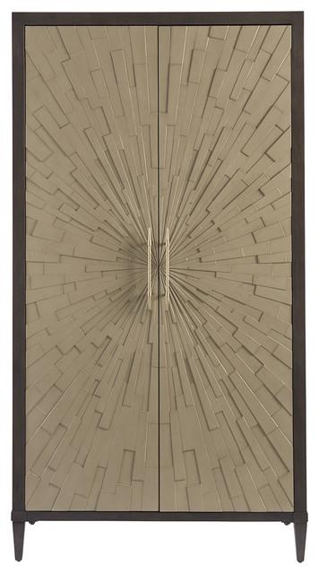 Universal Furniture Soliloquy 2 Door Armoire In Cocoa 788165.