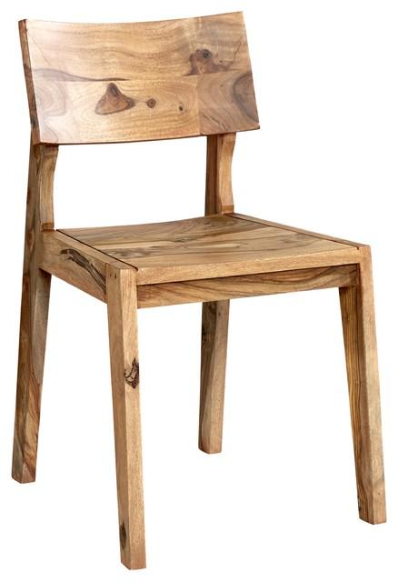 Lingfield Sheesham Dining Chairs, Set of 2