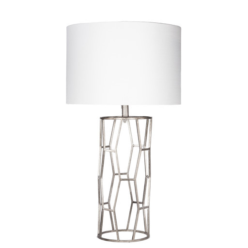 contemporary table lighting. gavin geometric metal frame table lamp contemporarytablelamps contemporary lighting p
