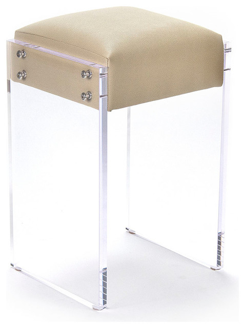 Bliss Home Amp Design Acrylic Counter Stool Bar Stools And