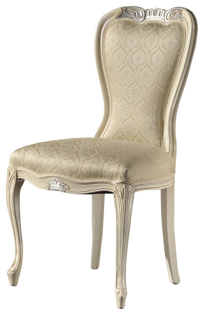 Cabriole Accent Chair